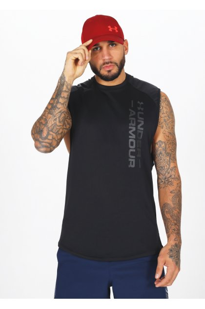 Under Armour Camiseta sin mangas MK1 Terry