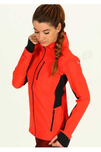 Under Armour Outrun The Storm W Pas Cher Vetements Femme Running