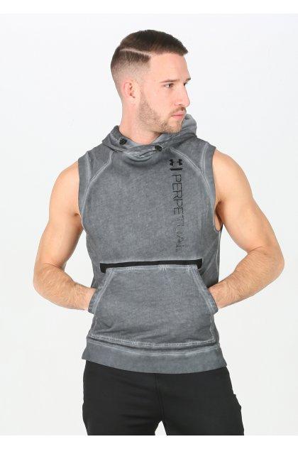 Under Armour Camiseta sin mangas Perpetual Garment Dye
