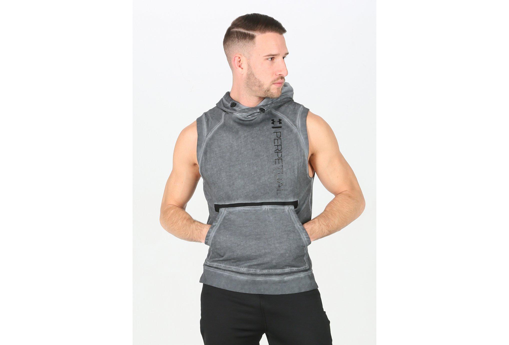 Under Armour Perpetual Garment Dye M vêtement running homme