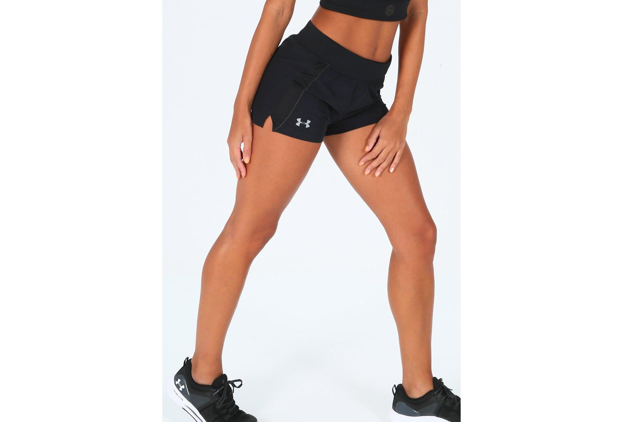 Under Armour Qualifier Speedpocket W vêtement running femme