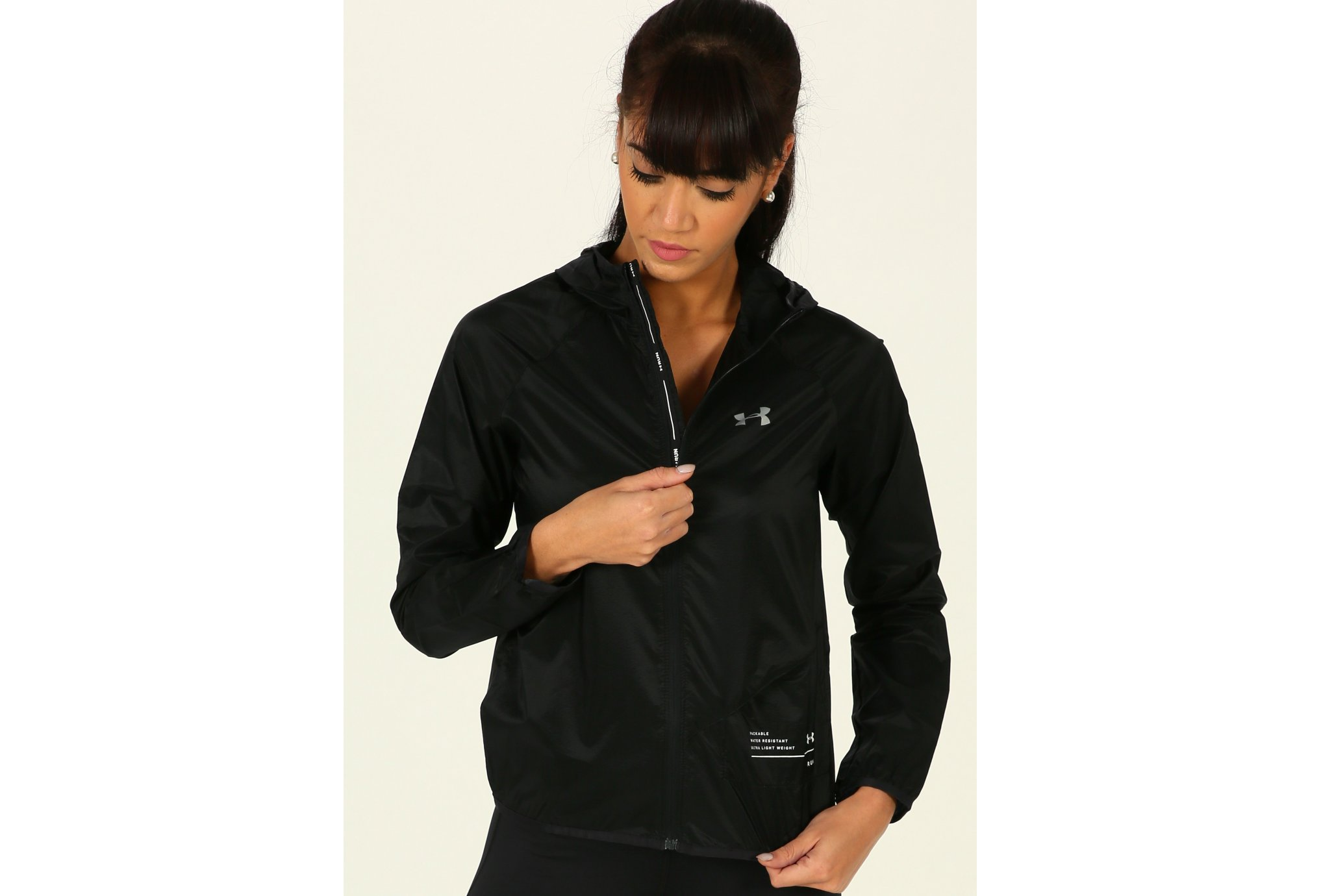 Under Armour Qualifier Storm W vêtement running femme