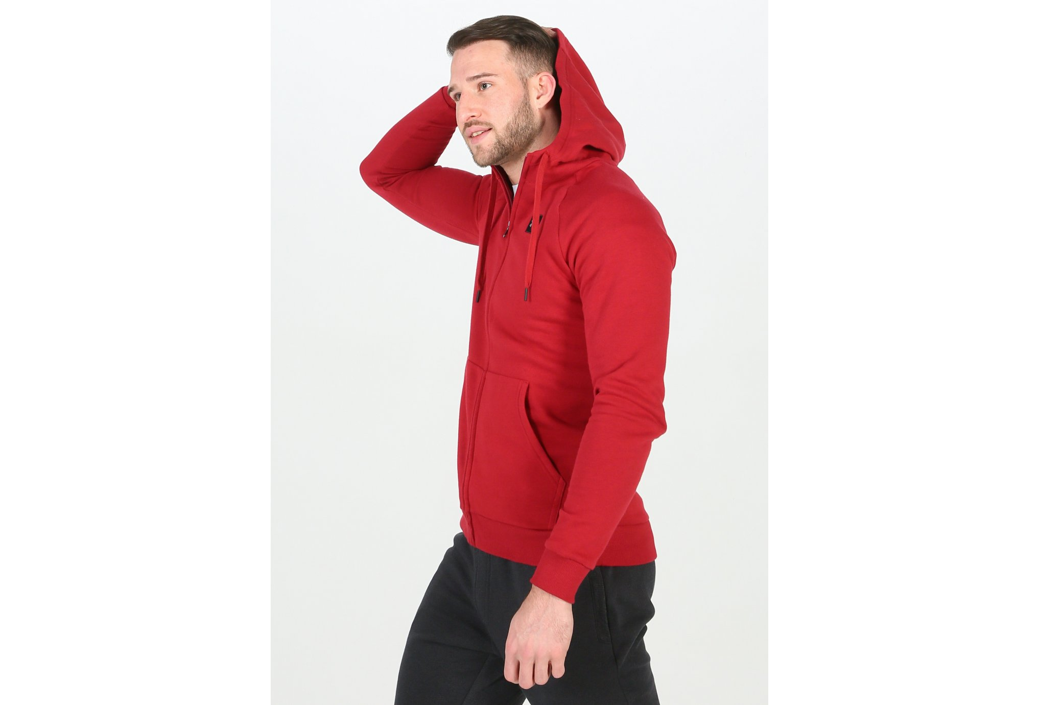 Under Armour Rival Fleece Full Zip M Diététique Vêtements homme