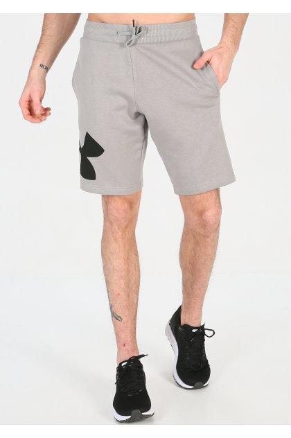 Under Armour pantalón corto Rival Fleece Logo
