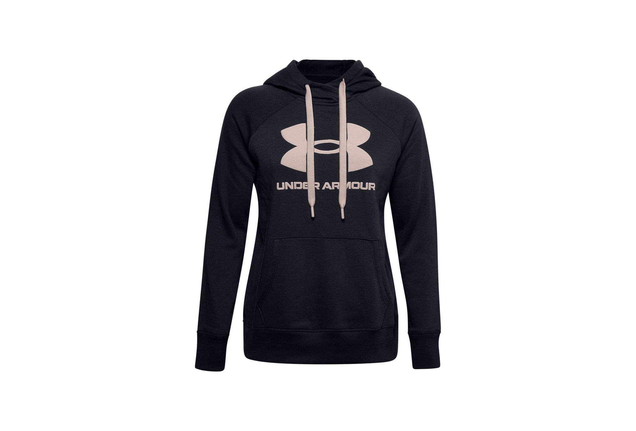 Under Armour Rival Fleece Logo W vêtement running femme