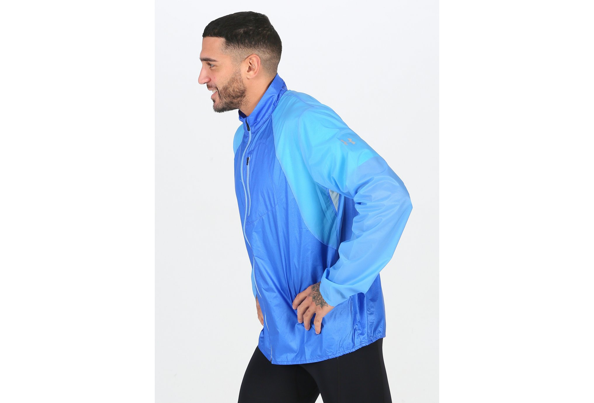 Under Armour Run Impasse Wind M Diététique Vêtements homme