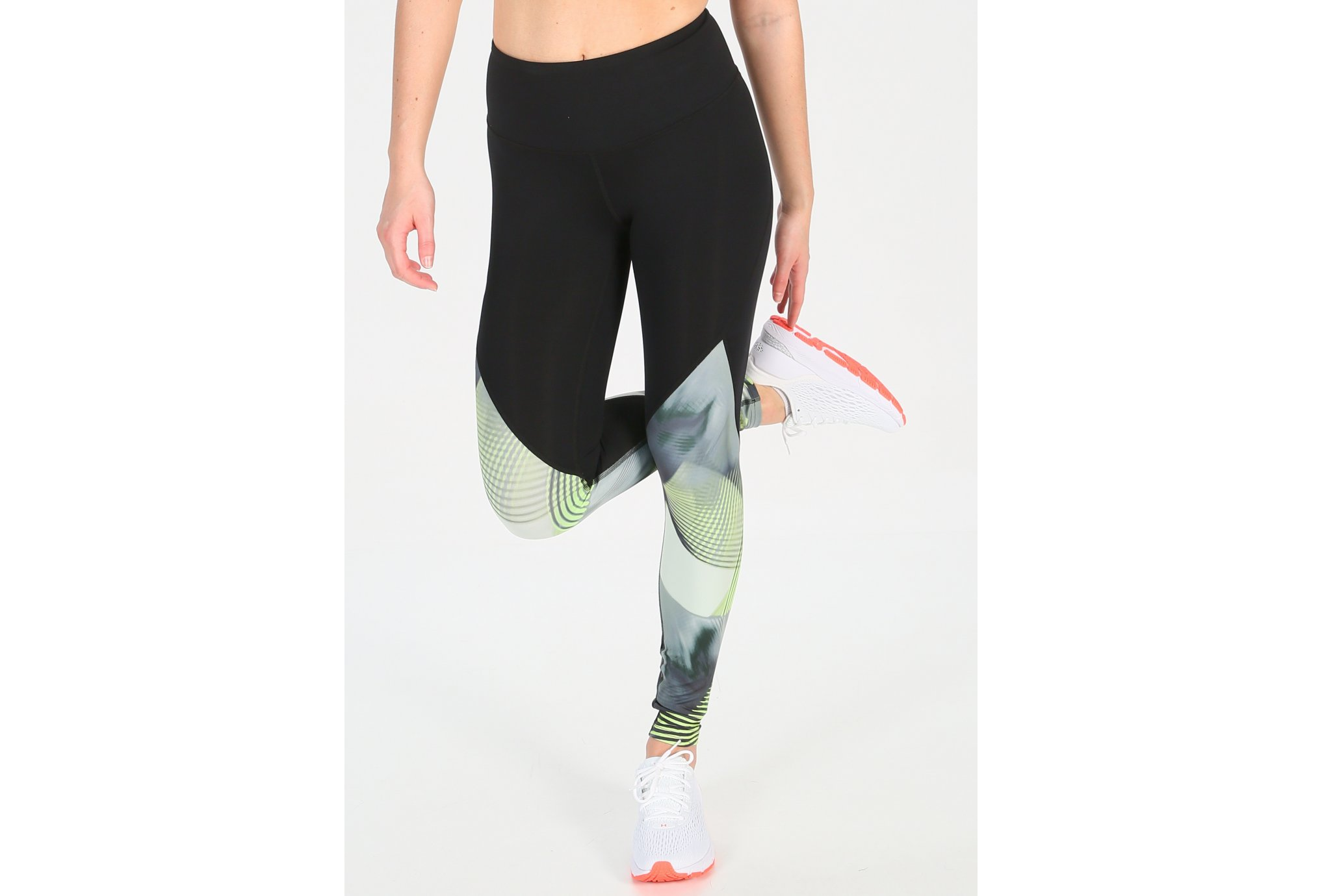 Under Armour Rush Printed W Diététique Vêtements femme