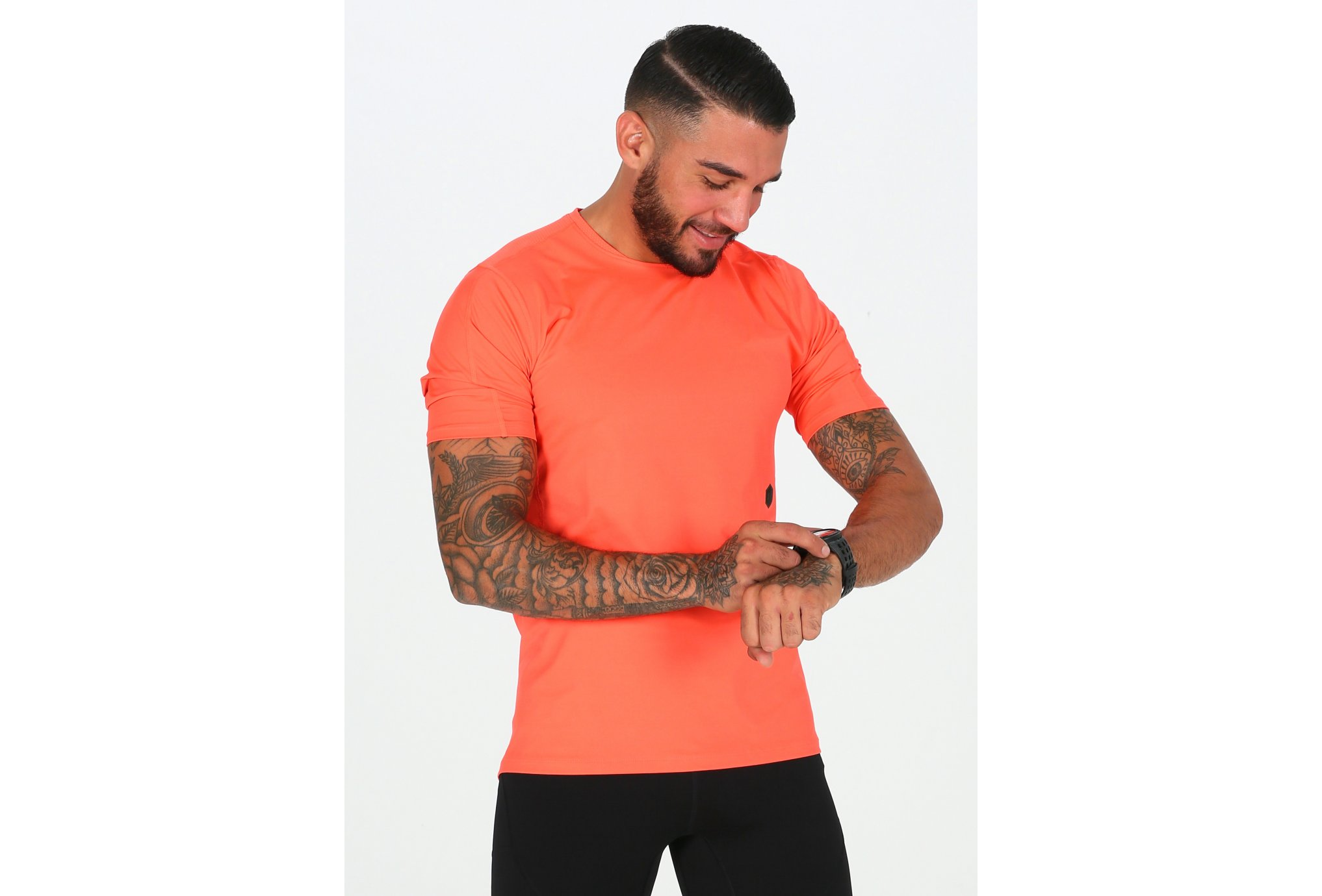 Under Armour Rush Run M Diététique Vêtements homme