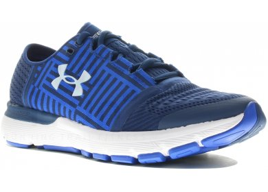 Chaussures Under Armour bleues homme l9jFWTGo