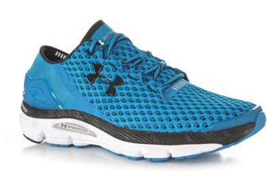 67b45827bfc Under Armour SpeedForm Gemini M homme Bleu pas cher