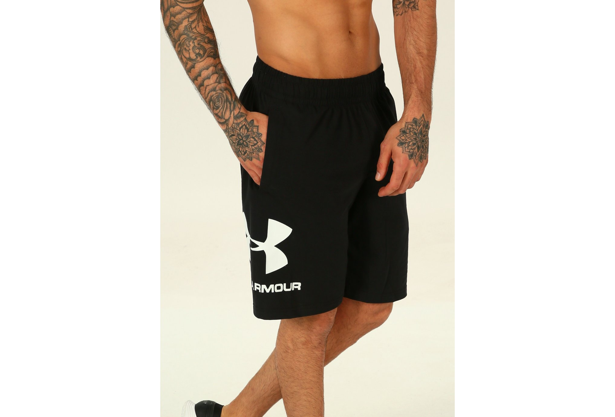Under Armour Sportstyle Graphic M vêtement running homme