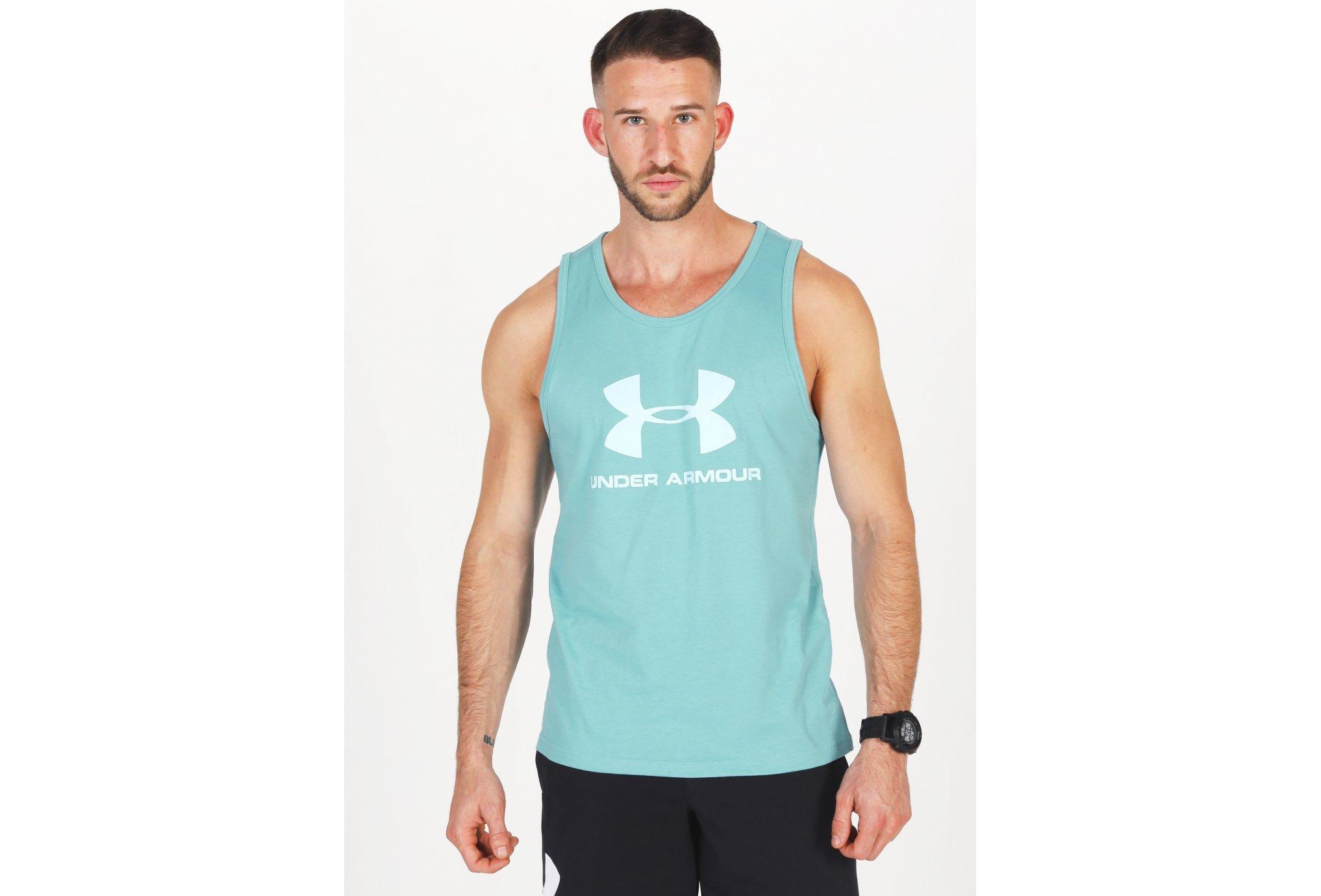 Under Armour Sportstyle Logo M vêtement running homme