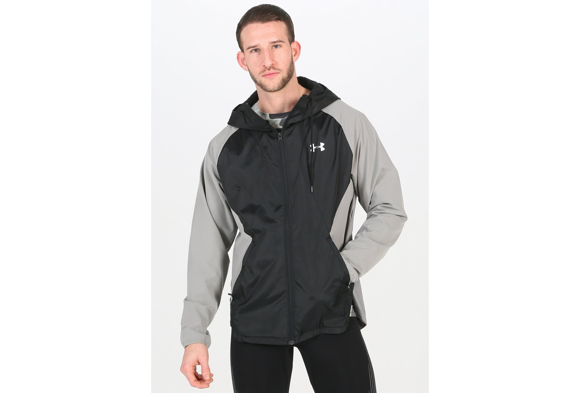 Under Armour Stretch Woven M vêtement running homme