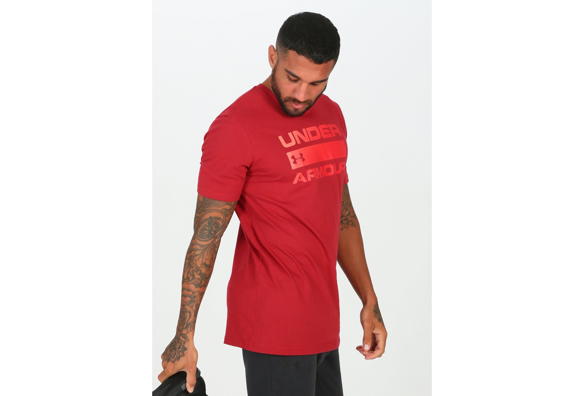 Under Armour Team Issue Wordmark M vêtement running homme