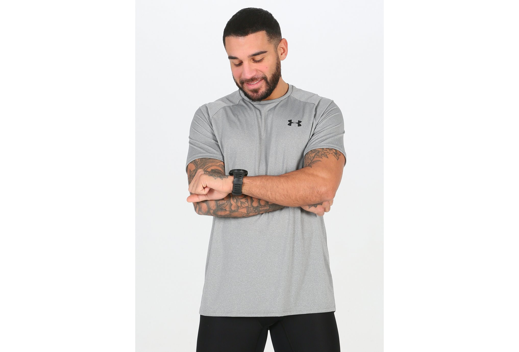 Under Armour Tech 2.0 Novelty M Diététique Vêtements homme