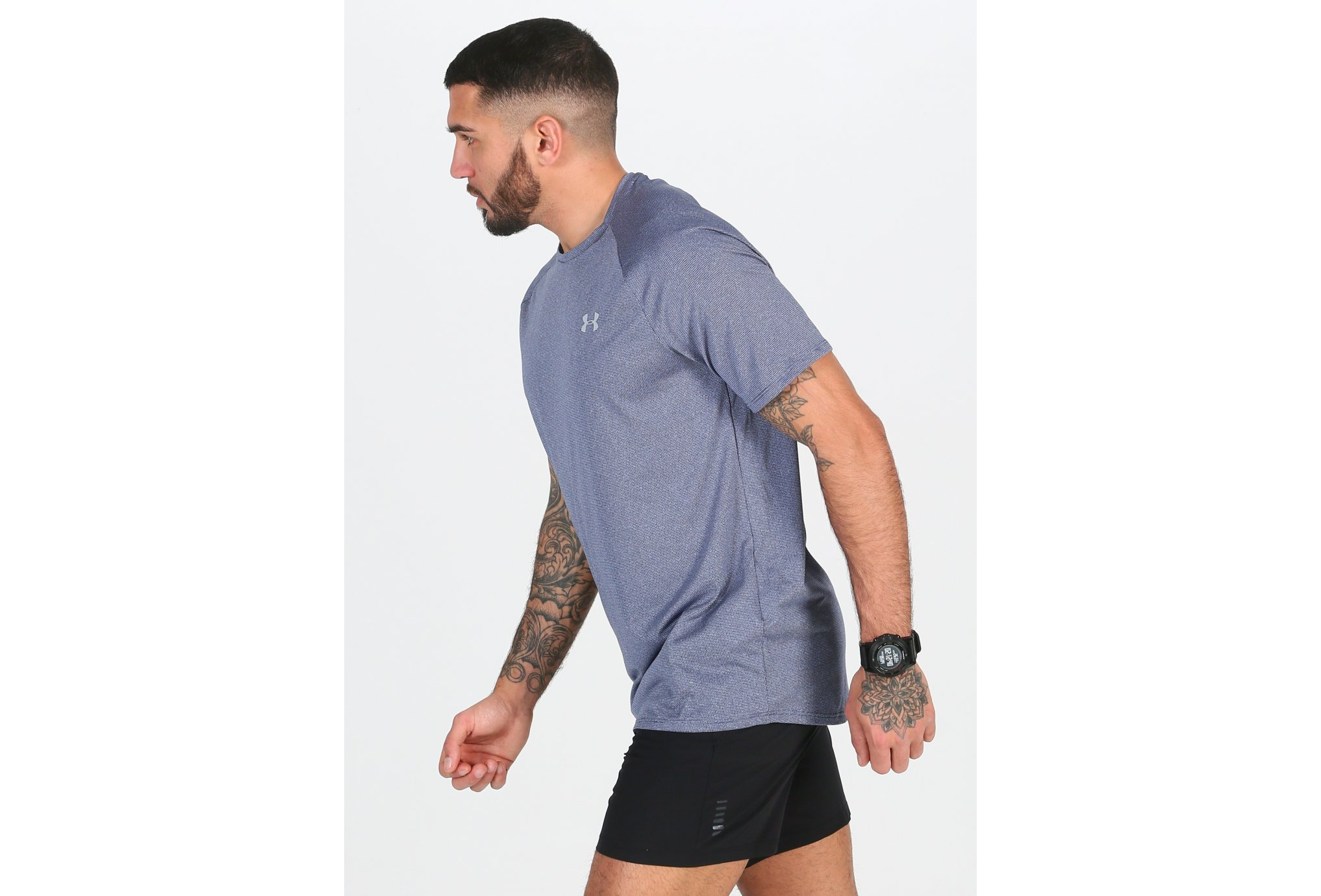 Under Armour Tech 2.0 Novelty M vêtement running homme