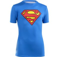Under Armour Tee-shirt Compression Alter Ego Superman Junior