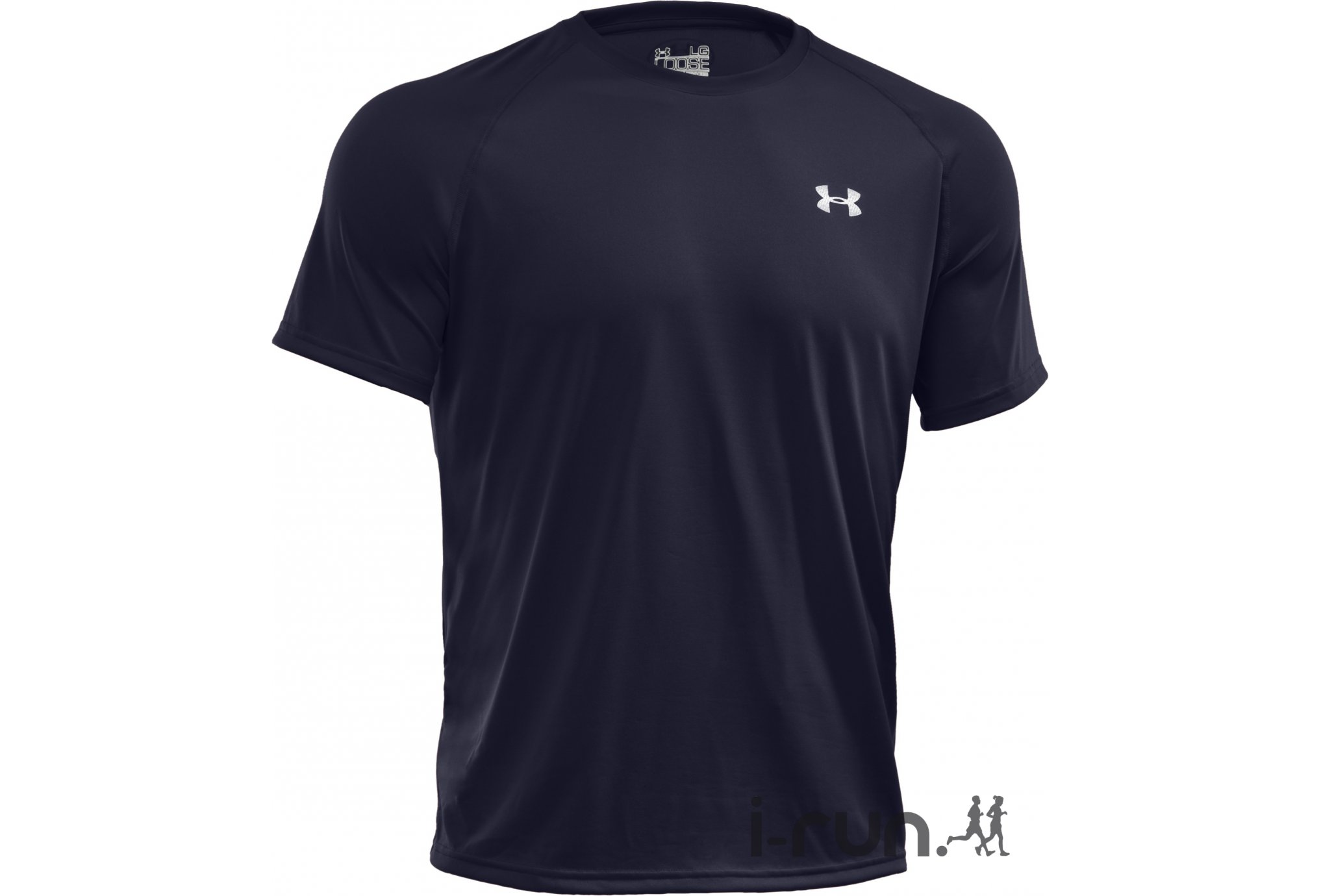 Under Armour Tee-Shirt Tech M vêtement running homme