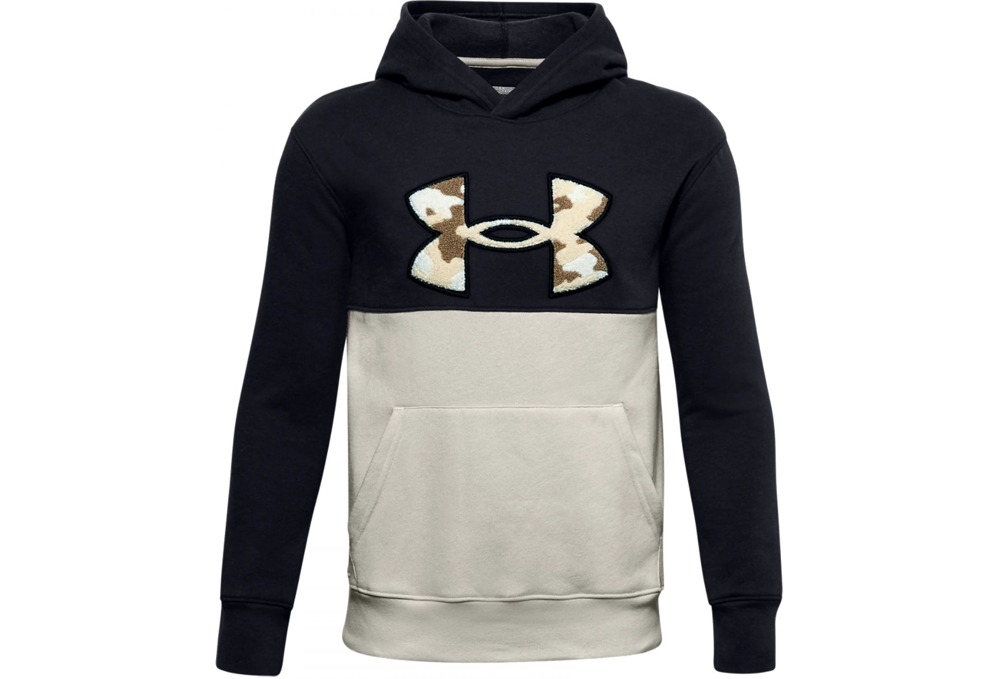 Under Armour UA Rival Fleece Printed Logo Junior vêtement running homme