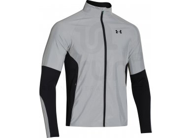 c0112629fd397 Under Armour Veste Run Reflective Chrome M pas cher - Vêtements ...
