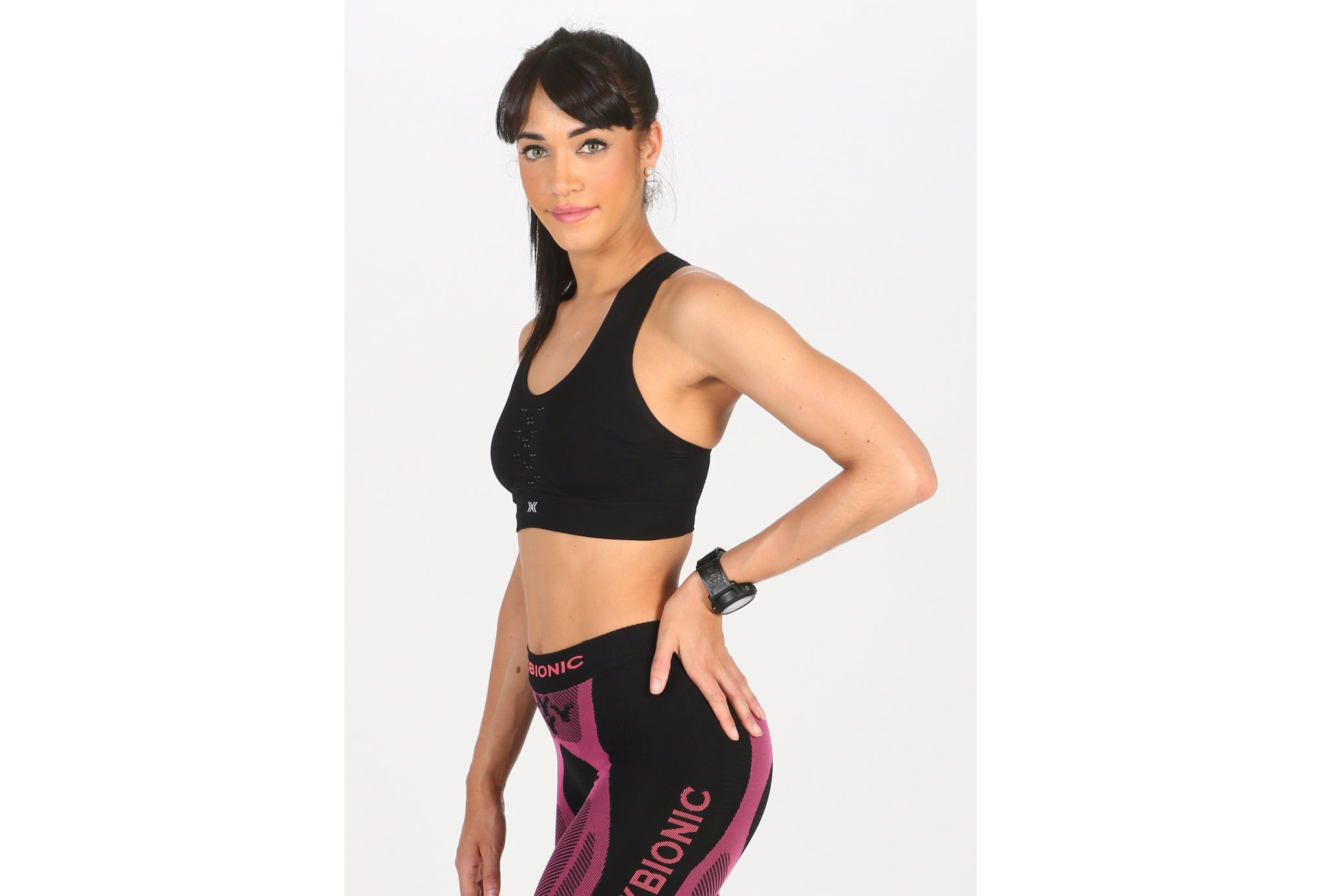 X-Bionic Energizer 4.0 Reva vêtement running femme