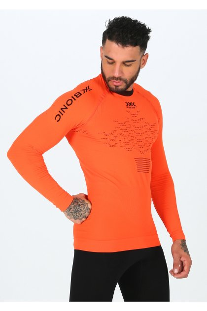 X-Bionic camiseta manga larga The Trick 4.0