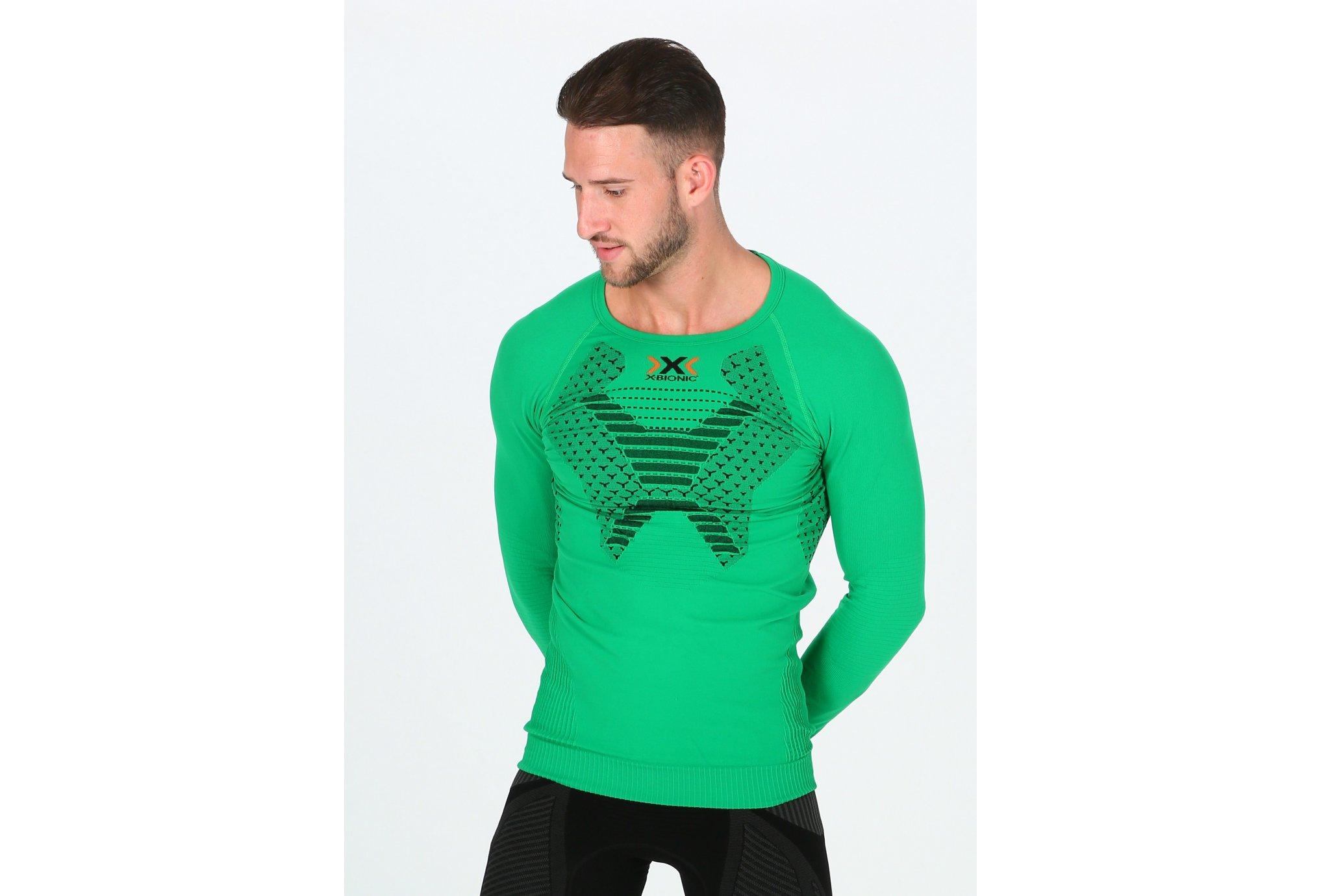 X-Bionic Twyce Run M Diététique Vêtements homme