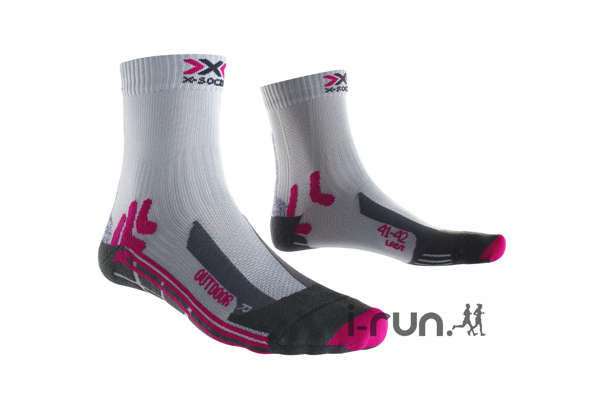 X-Socks Chaussettes Trek Outdoor W Diététique Accessoires