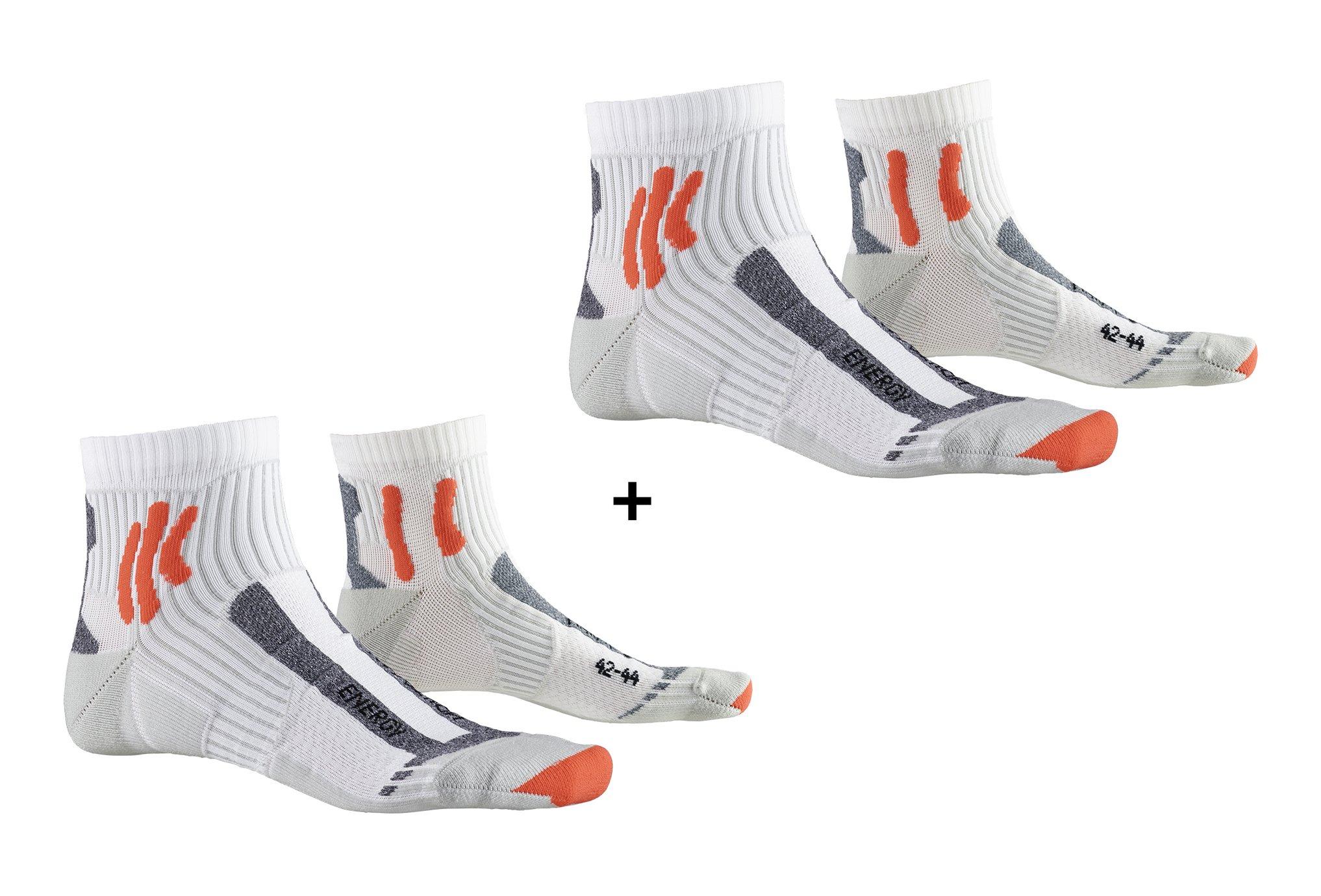 X-Socks Pack Marathon Energy M Chaussettes