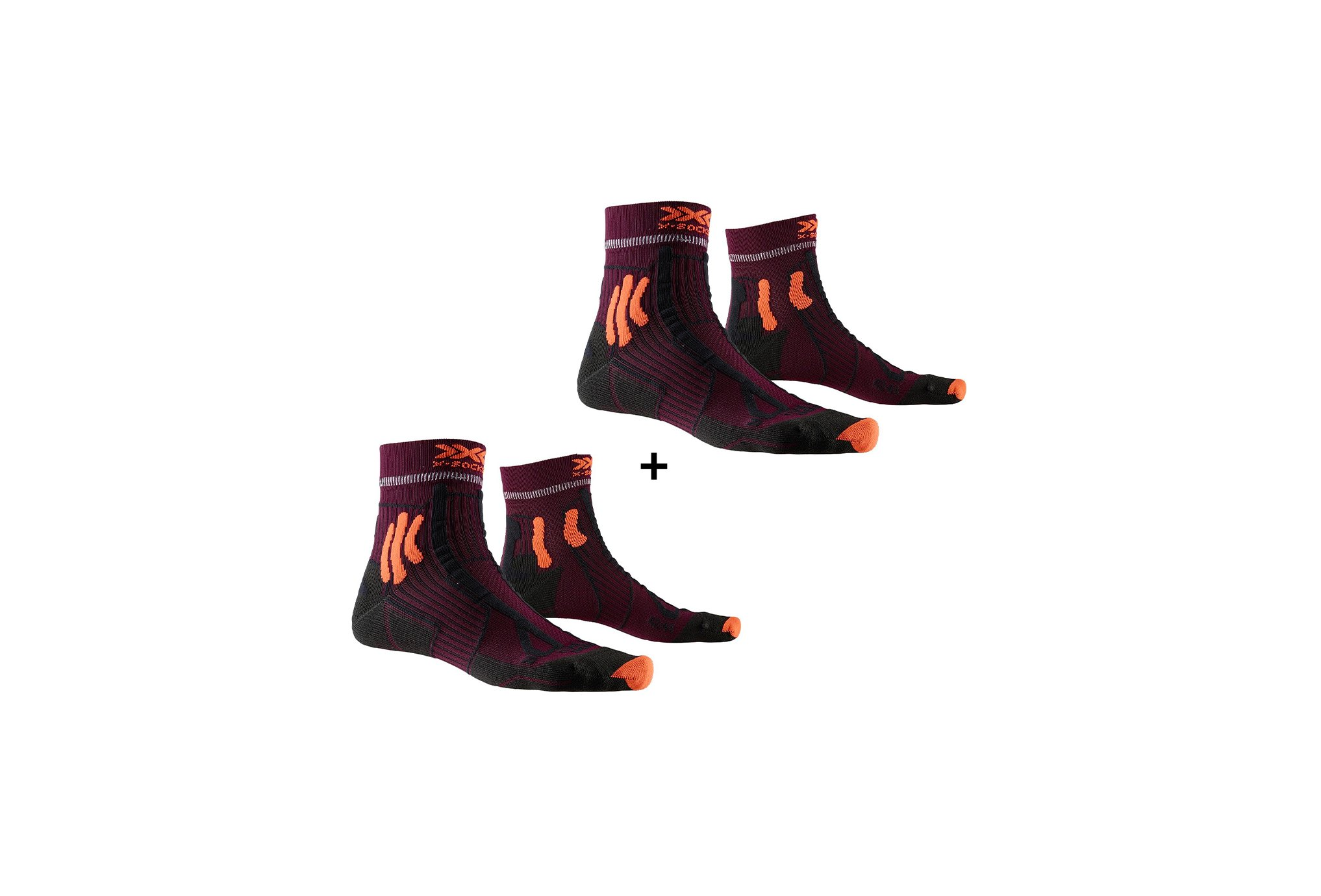 X-Socks Pack Trail Run Energy M Chaussettes
