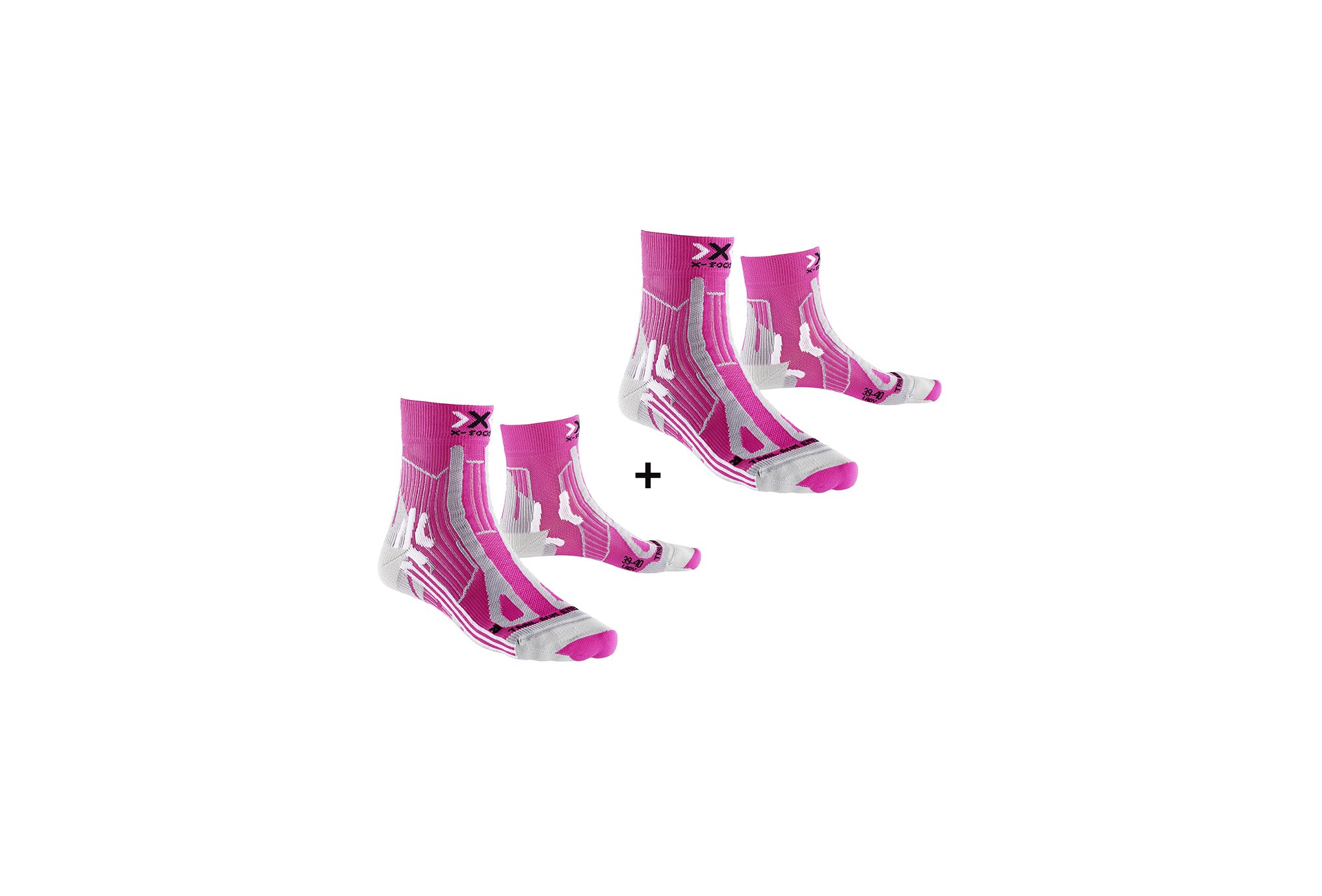 X-Socks Pack Trail Run Energy W Chaussettes