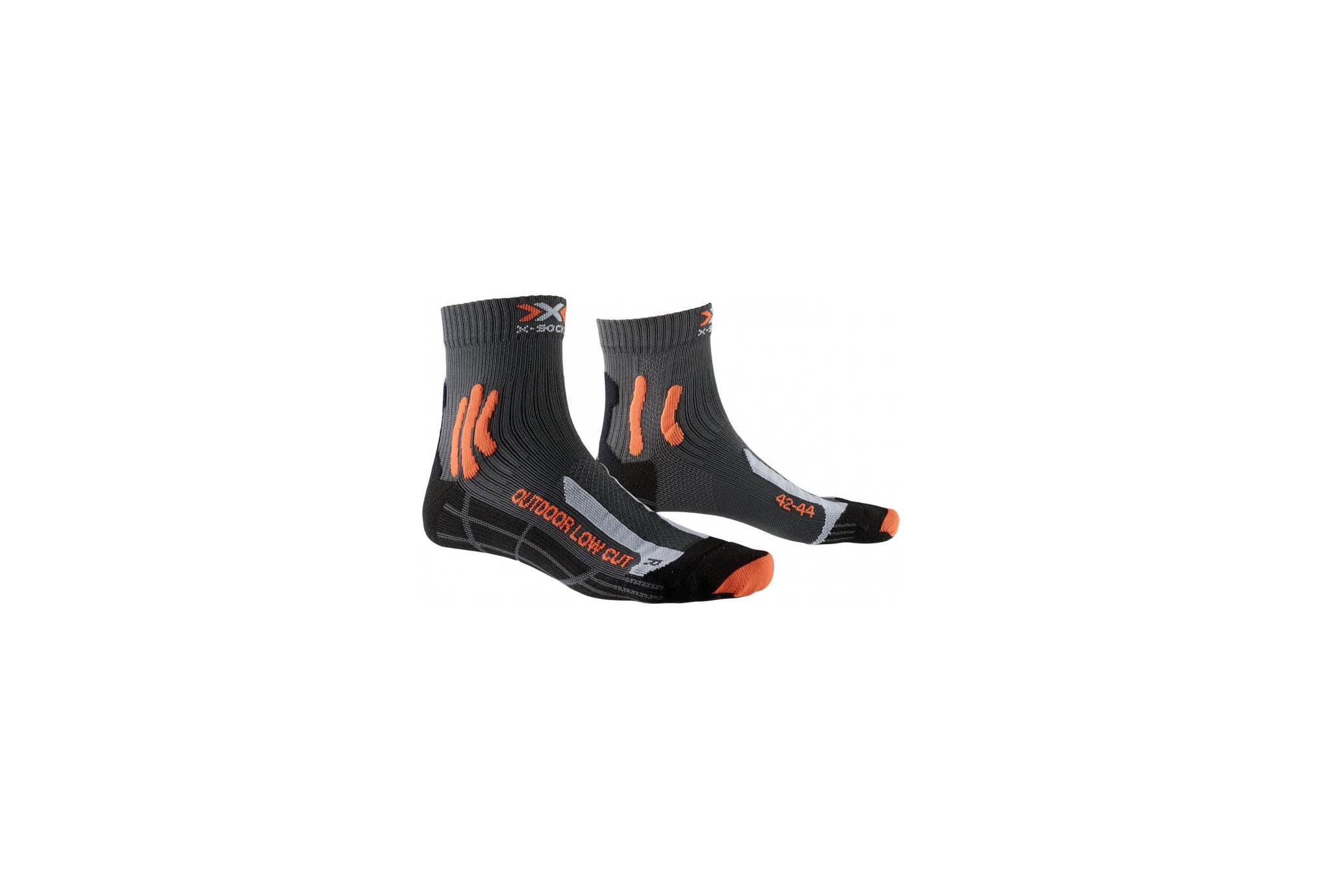X-Socks Trek Outdoor Low Cut Chaussettes