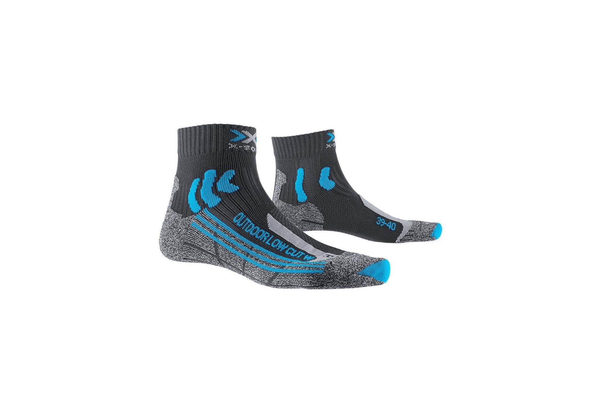 X-Socks Trek Outdoor Low Cut W Chaussettes