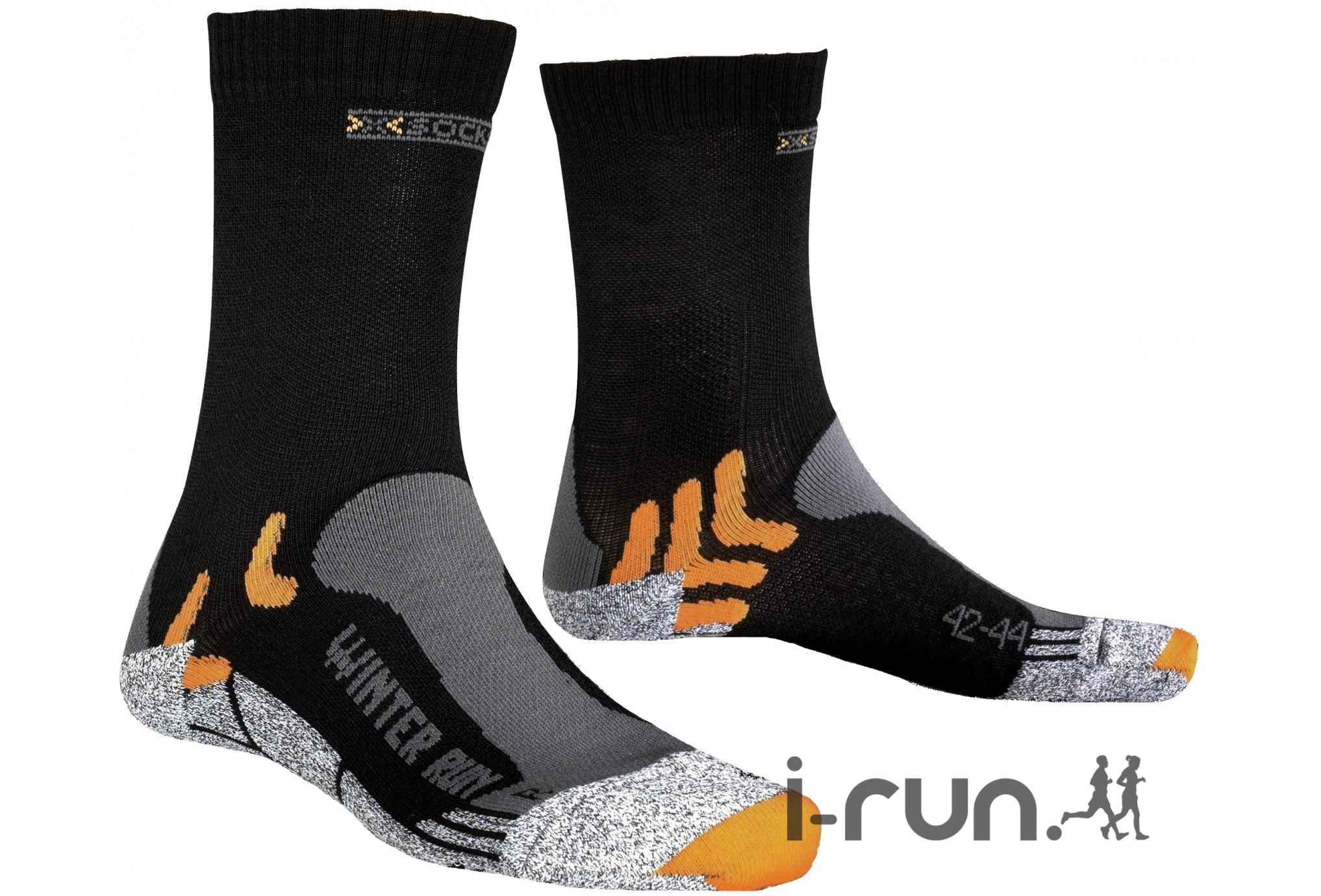 X-Socks Winter Run Chaussettes
